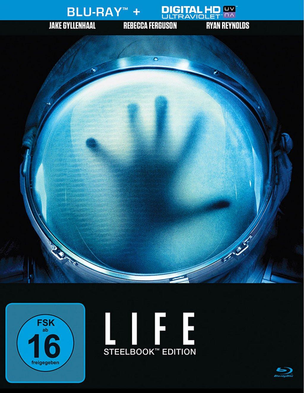 Life - Steelbook (Blu-ray)