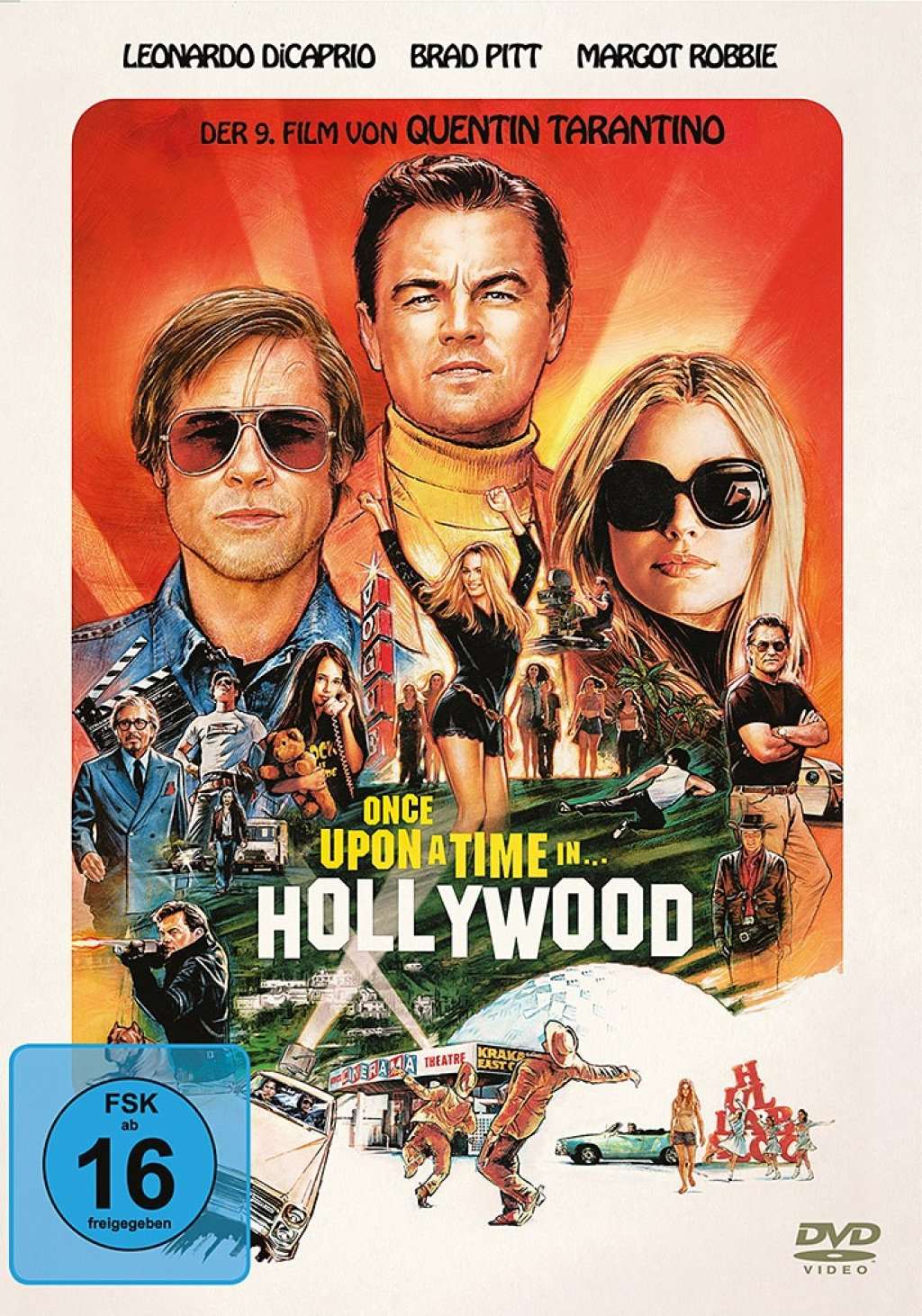 Once Upon a Time... in Hollywood (DVD)