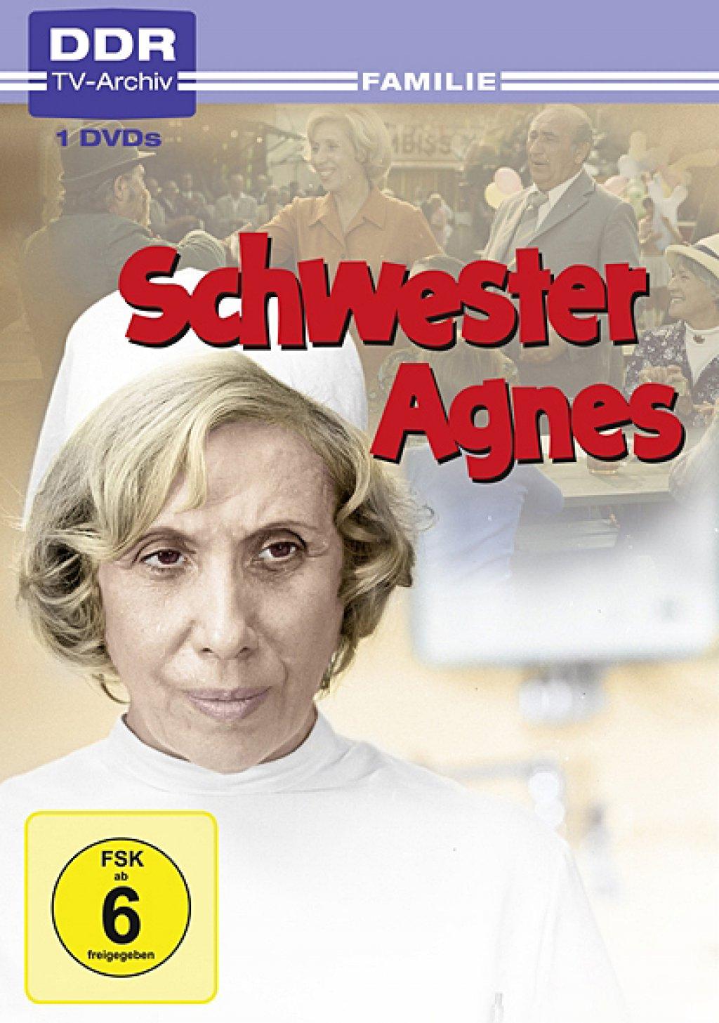 Schwester Agnes - DDR TV-Archiv (DVD)