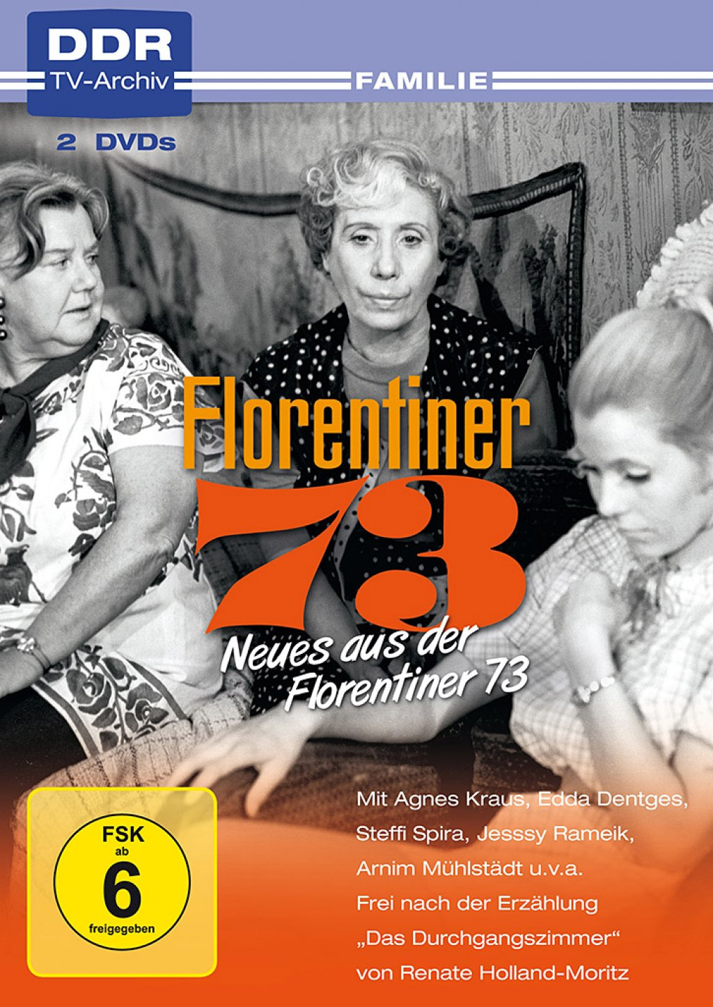 Florentiner 73 & Neues aus der Florentiner 73 - DDR TV-Archiv (DVD)