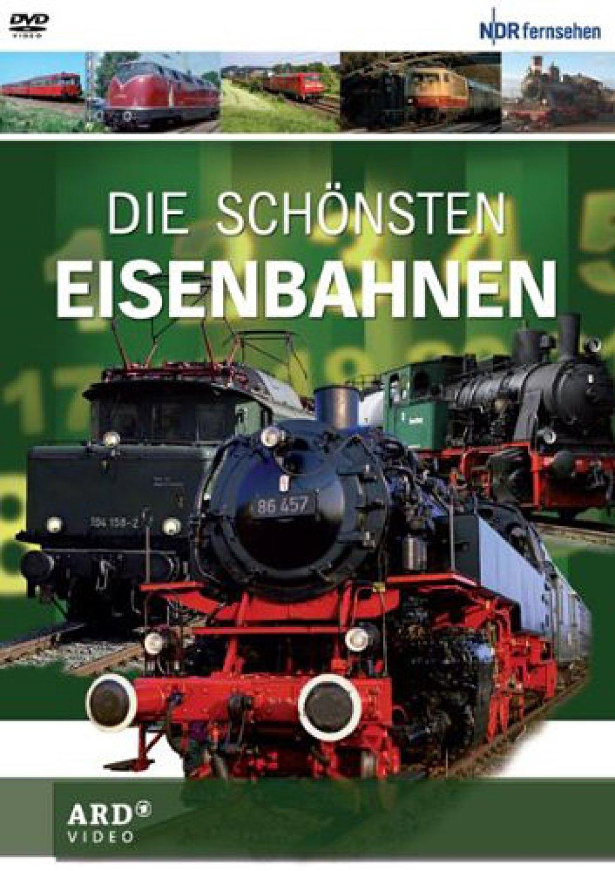 Die schönsten Eisenbahnen (DVD)