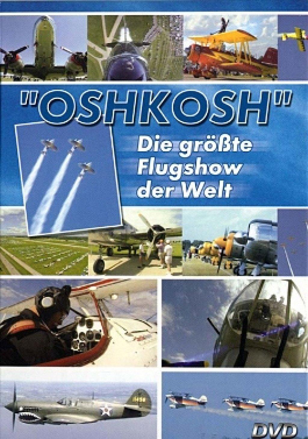 Oshkosh - Die größte Flugshow der Welt (DVD)