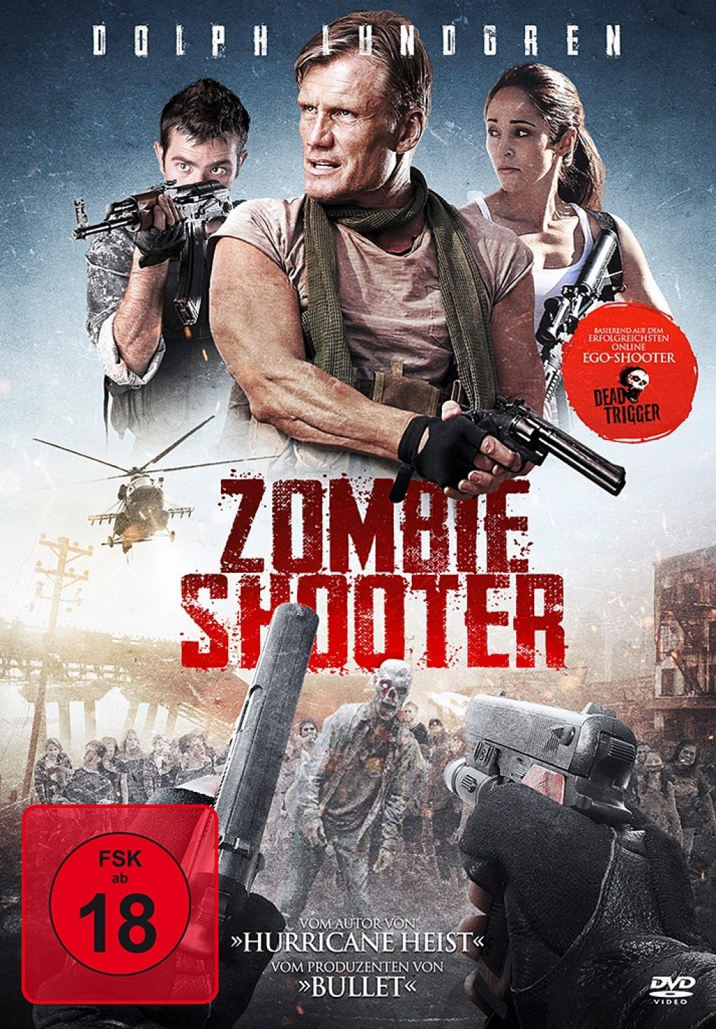 Zombie Shooter (DVD)