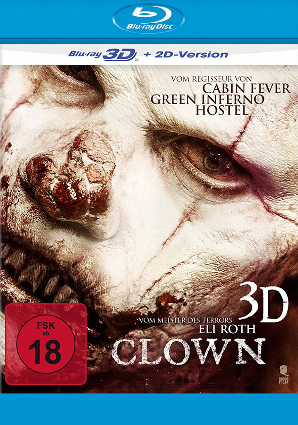 Clown 3D - Blu-ray 3D + 2D (Blu-ray)
