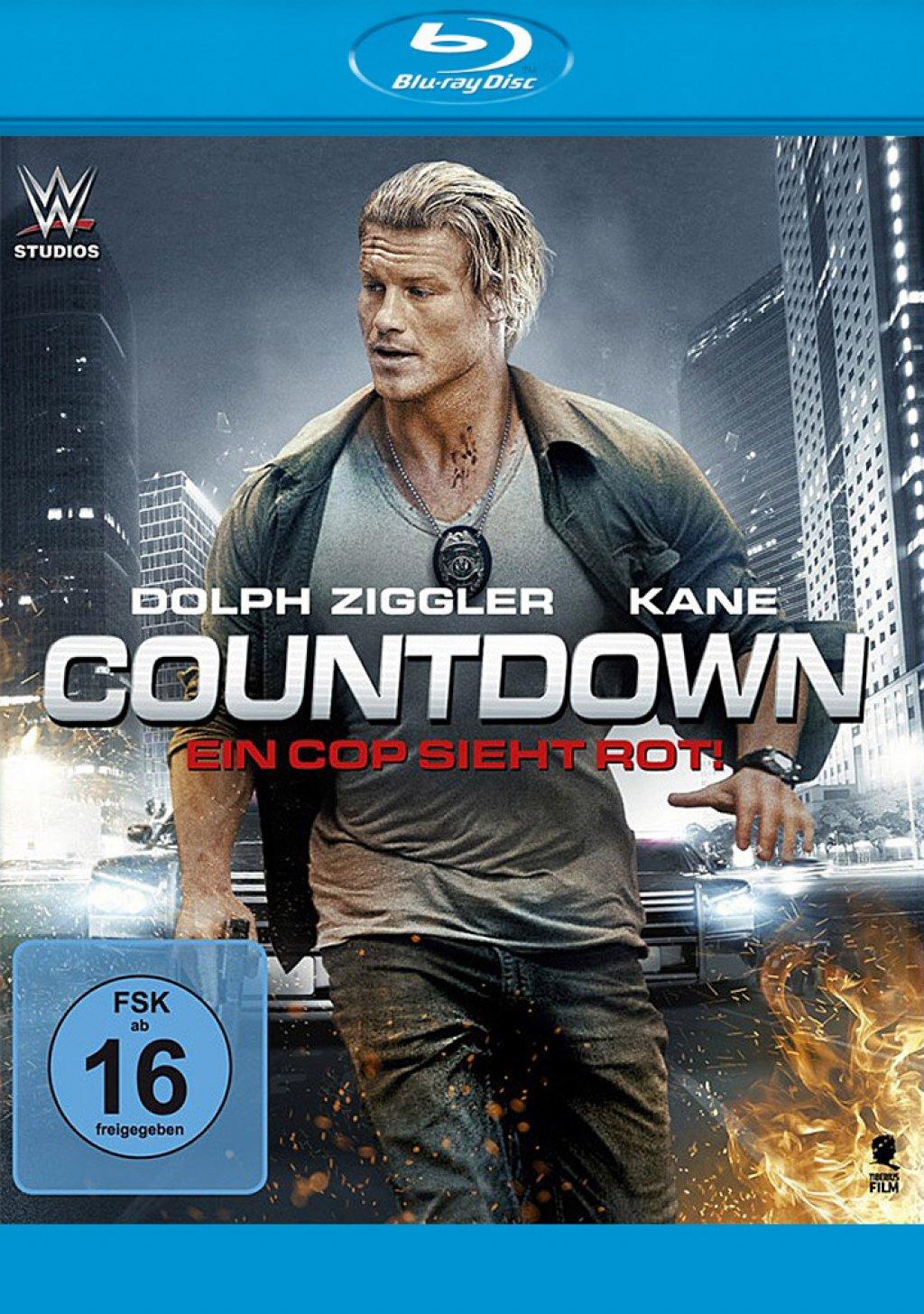 Countdown - Ein Cop sieht rot! (Blu-ray)