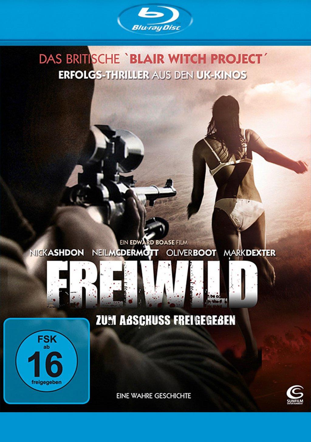 Freiwild - Zum Abschuss freigegeben (Blu-ray)