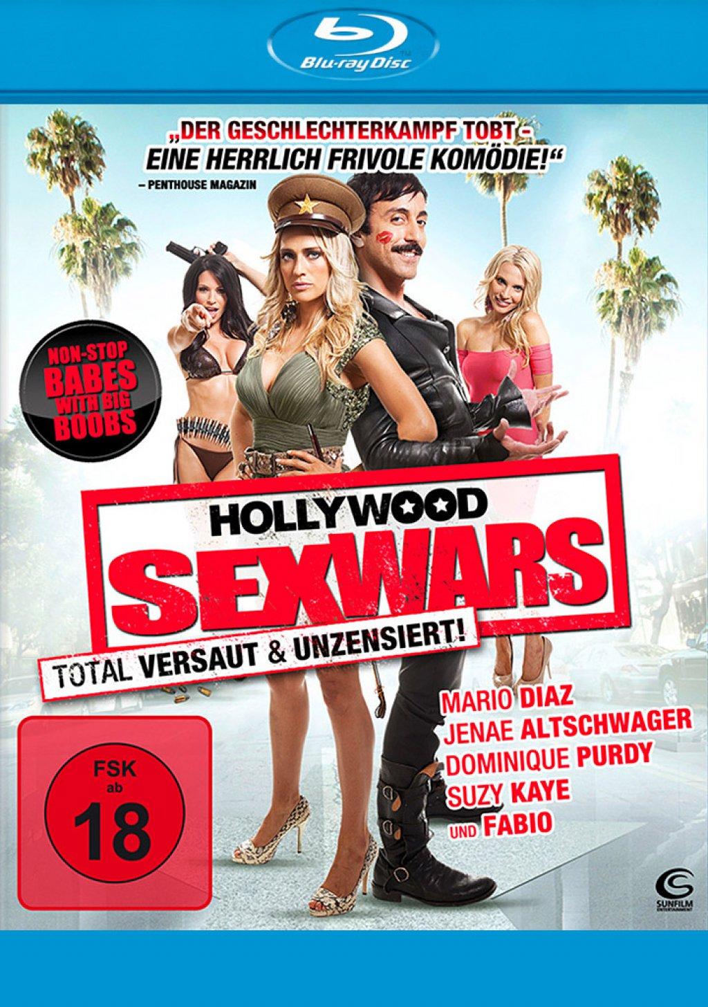 Hollywood Sex Wars (Blu-ray)