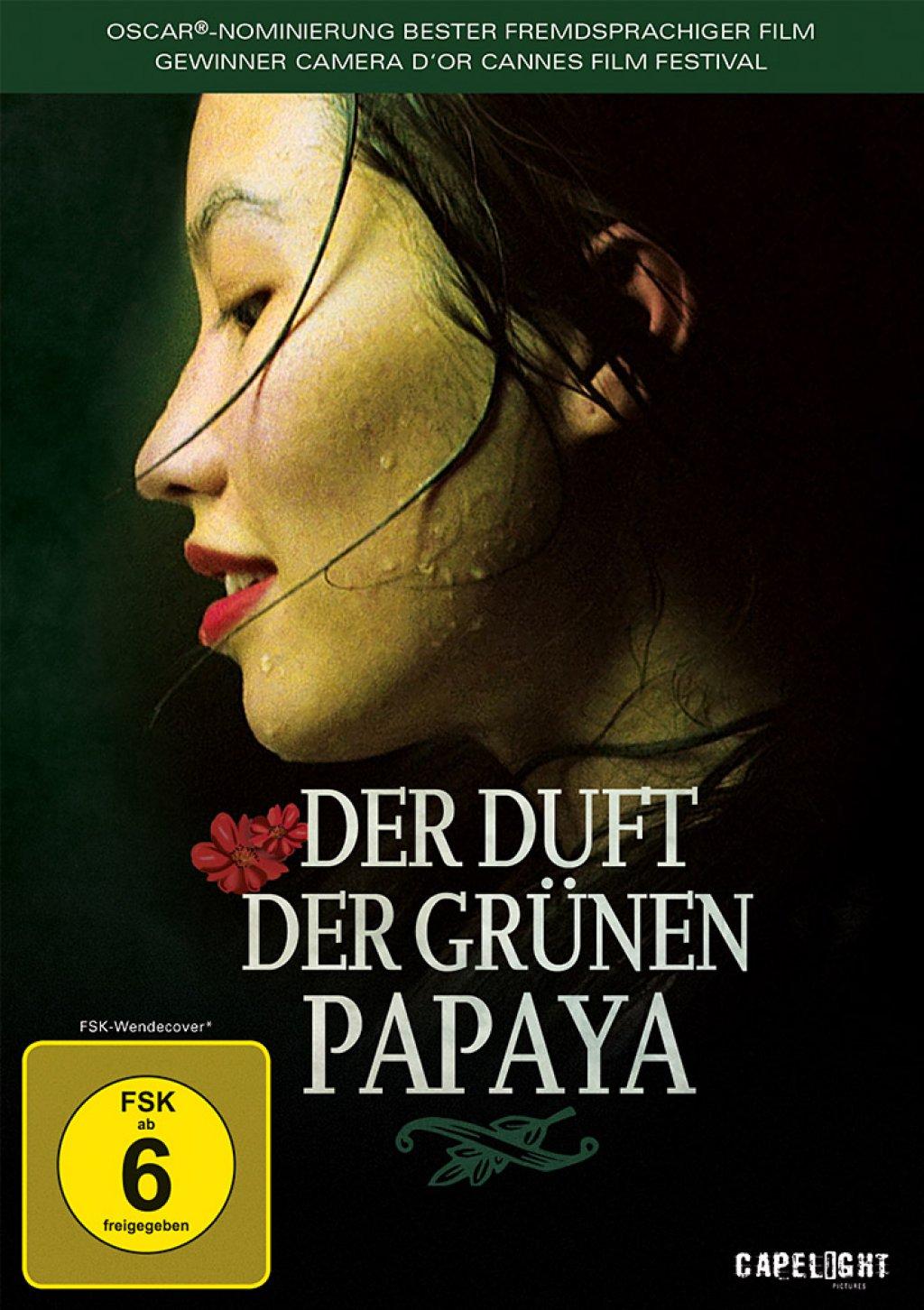 Der Duft der grünen Papaya (DVD)