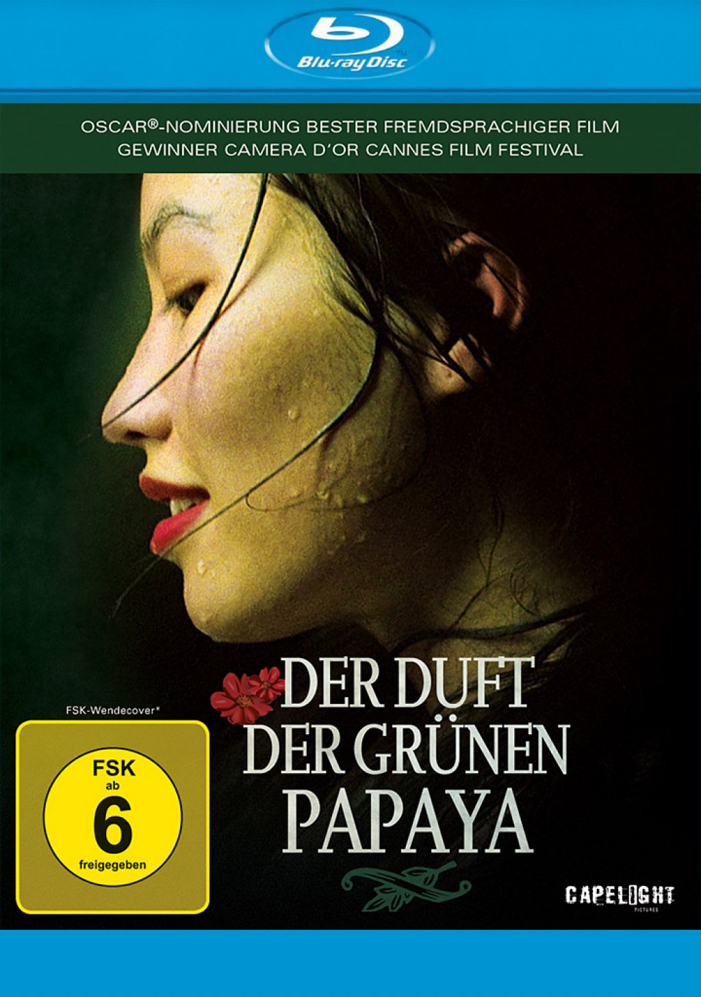 Der Duft der grünen Papaya (Blu-ray)