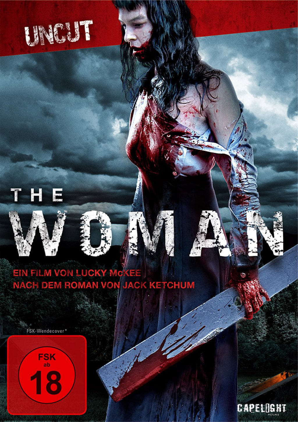 The Woman (DVD)