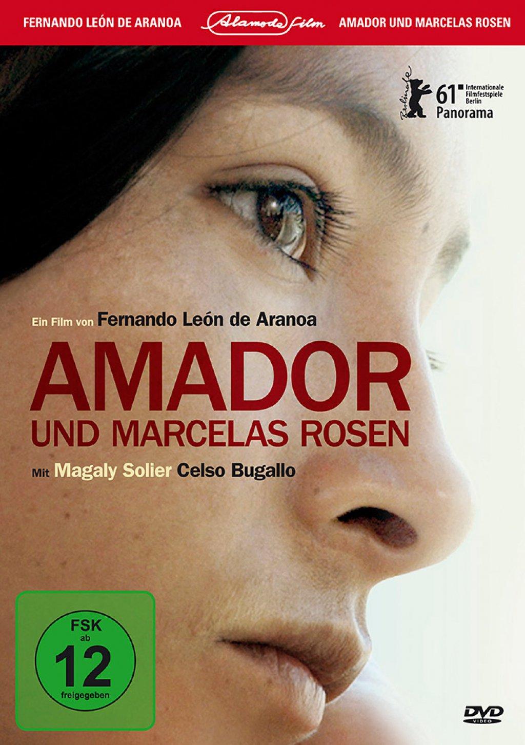 Amador und Marcelas Rosen (DVD)