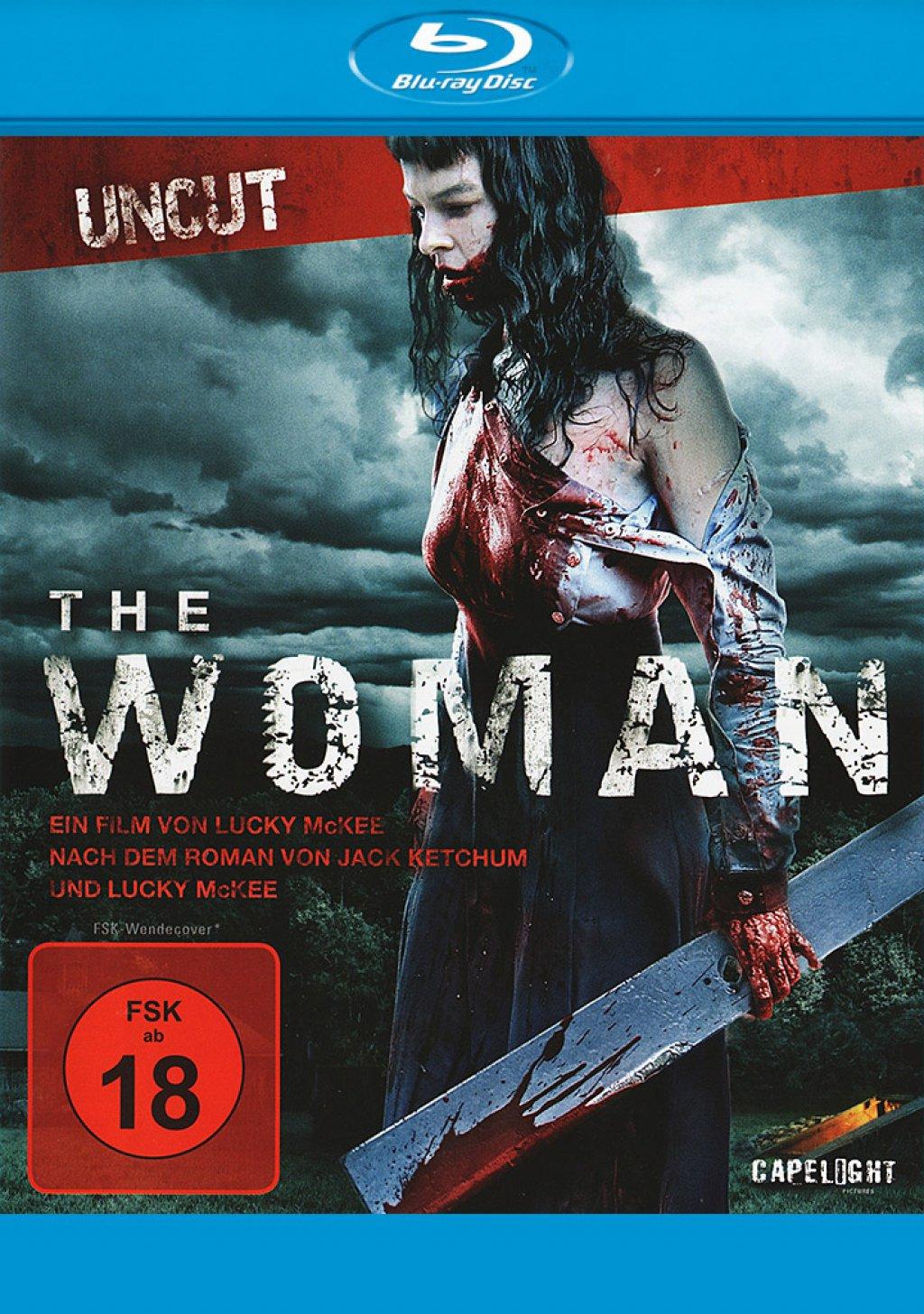 The Woman (Blu-ray)