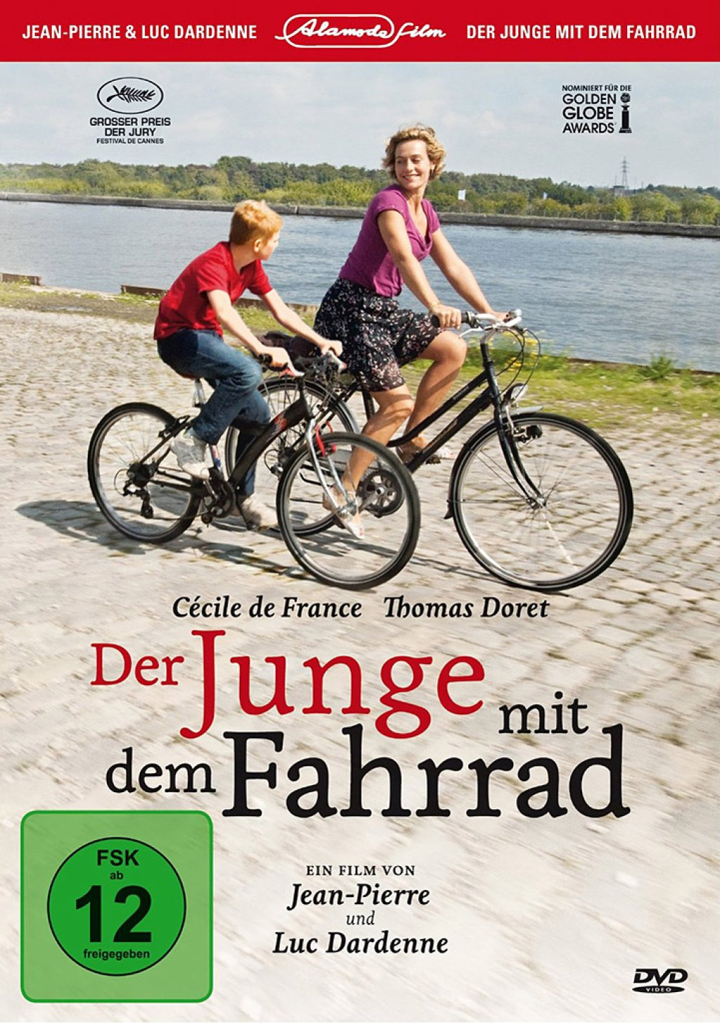 Der Junge mit dem Fahrrad (DVD)