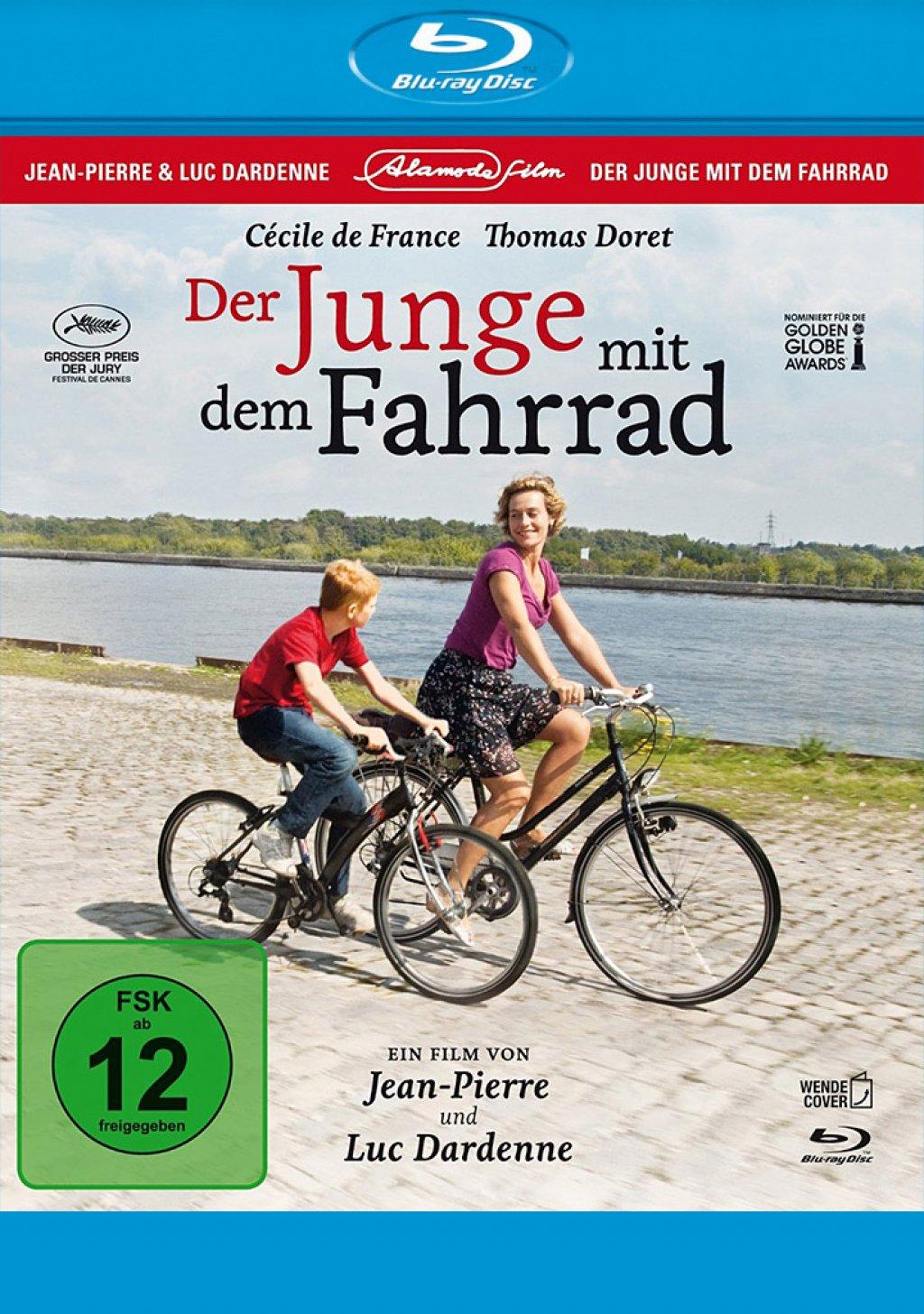 Der Junge mit dem Fahrrad (Blu-ray)