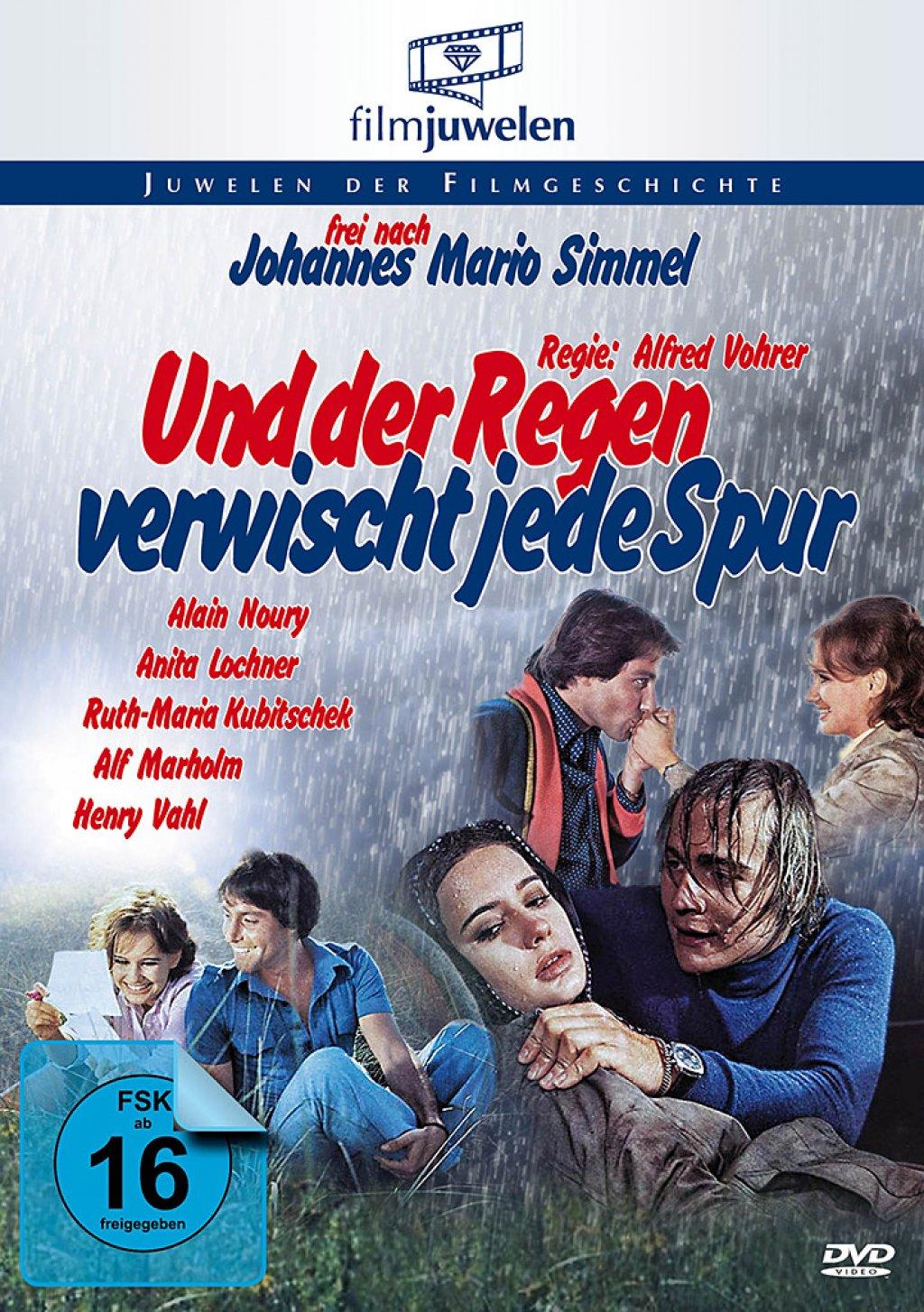 Und der Regen verwischt jede Spur (DVD)