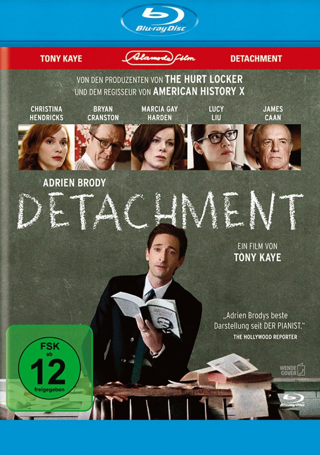 Detachment (Blu-ray)