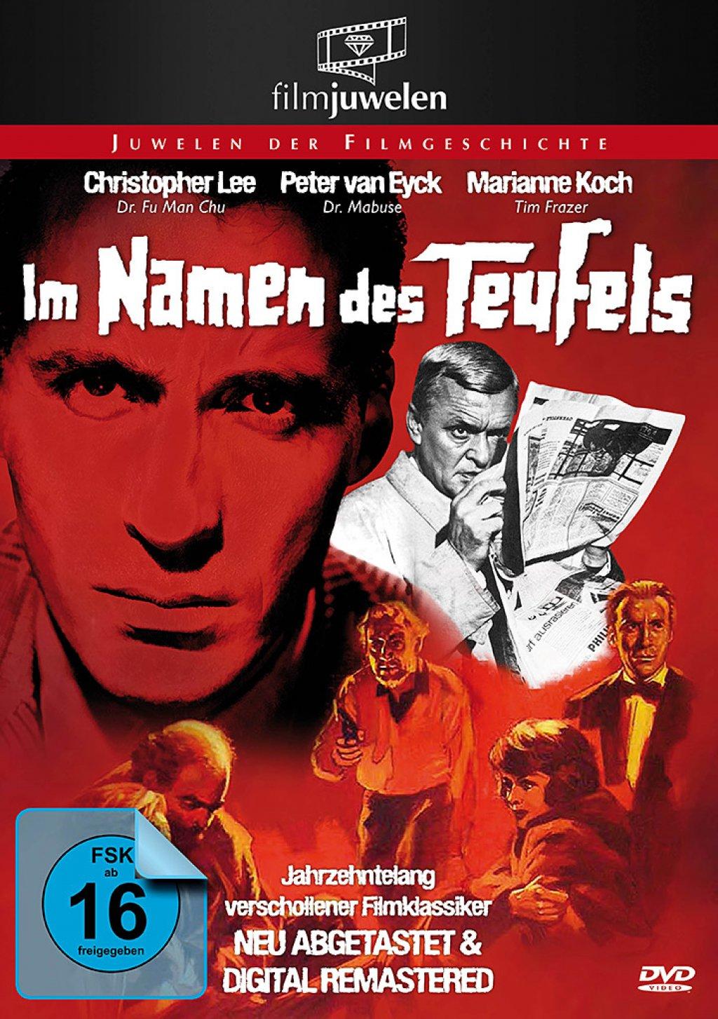 Im Namen des Teufels (DVD)