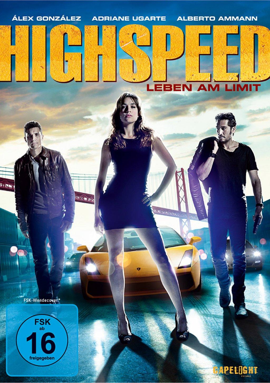 Highspeed - Leben am Limit (DVD)