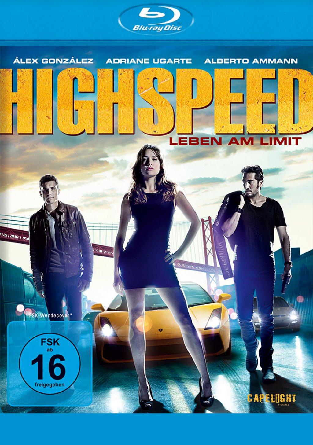 Highspeed - Leben am Limit (Blu-ray)