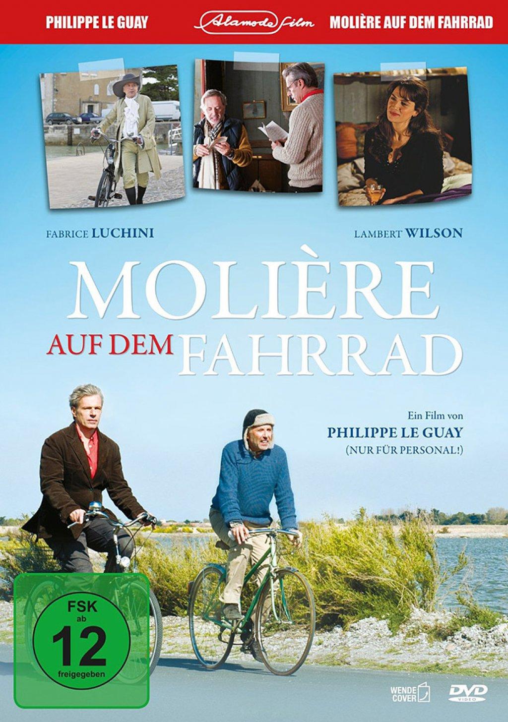 Molière auf dem Fahrrad (DVD)