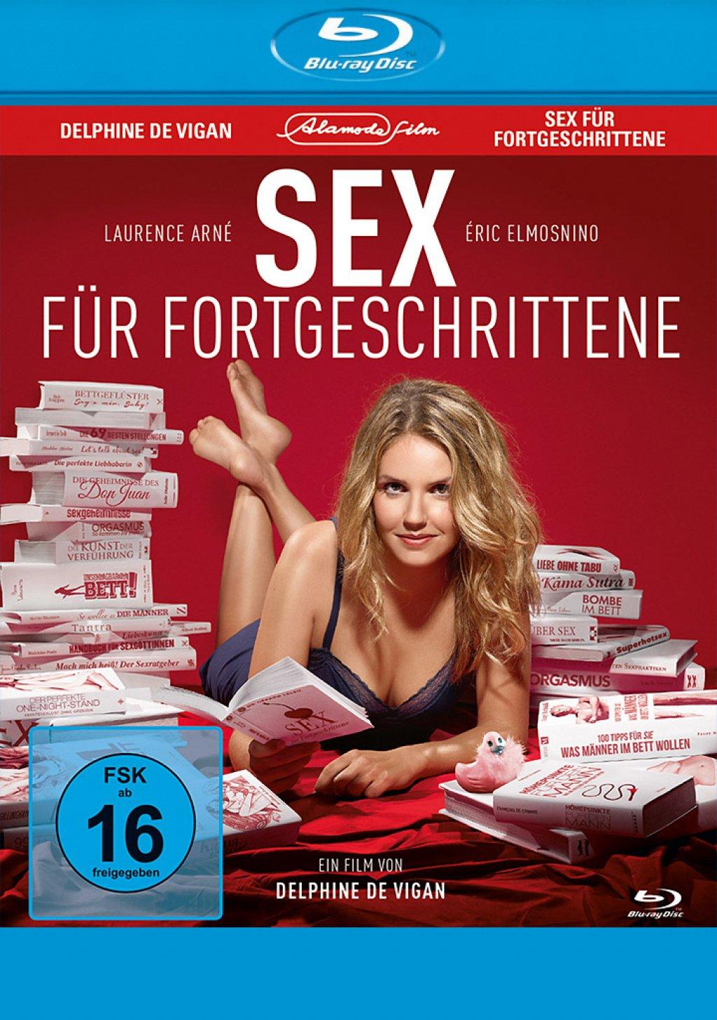 Sex für Fortgeschrittene (Blu-ray)