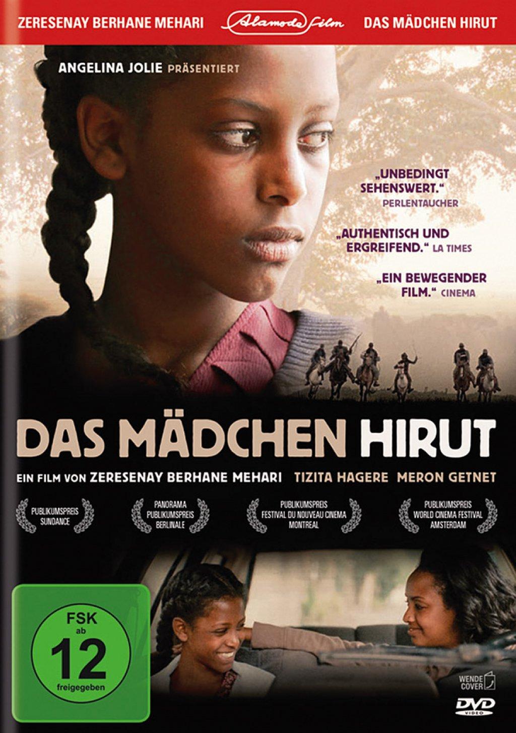 Das Mädchen Hirut (DVD)