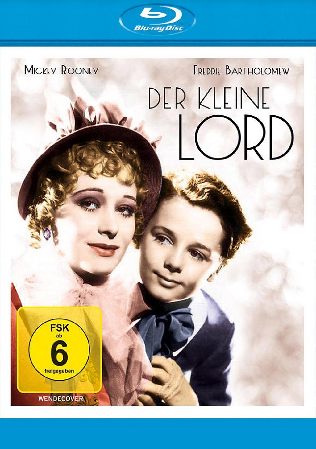 Der kleine Lord (Blu-ray)