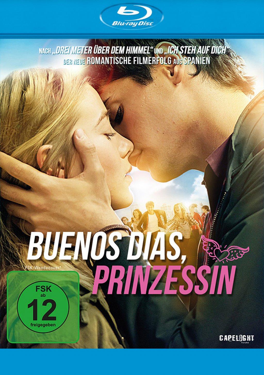 Buenos días, Prinzessin! (Blu-ray)