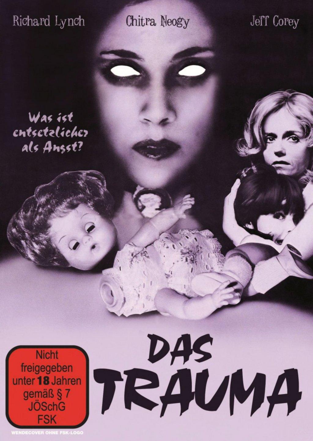 Das Trauma (DVD)