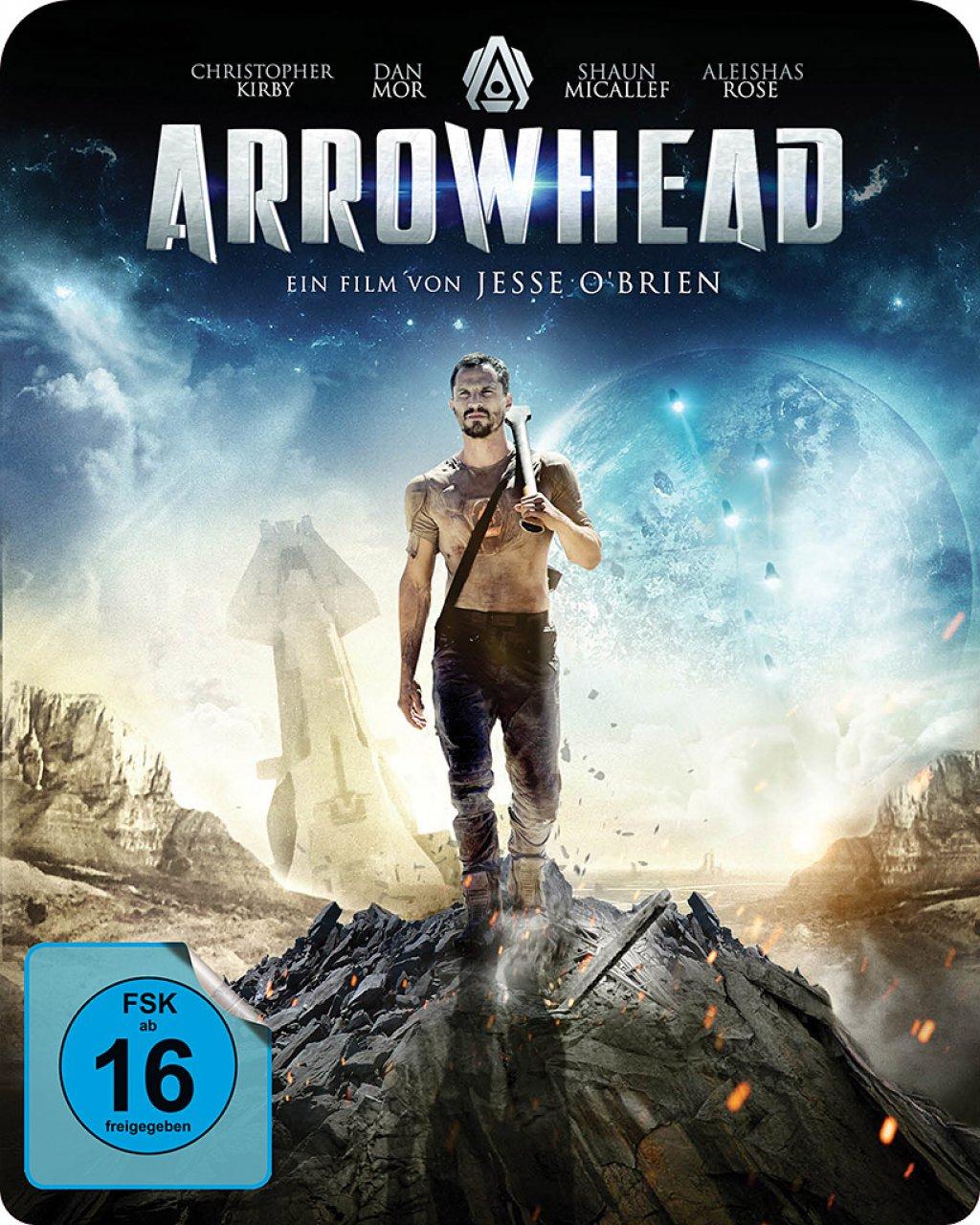 Arrowhead (Blu-ray)