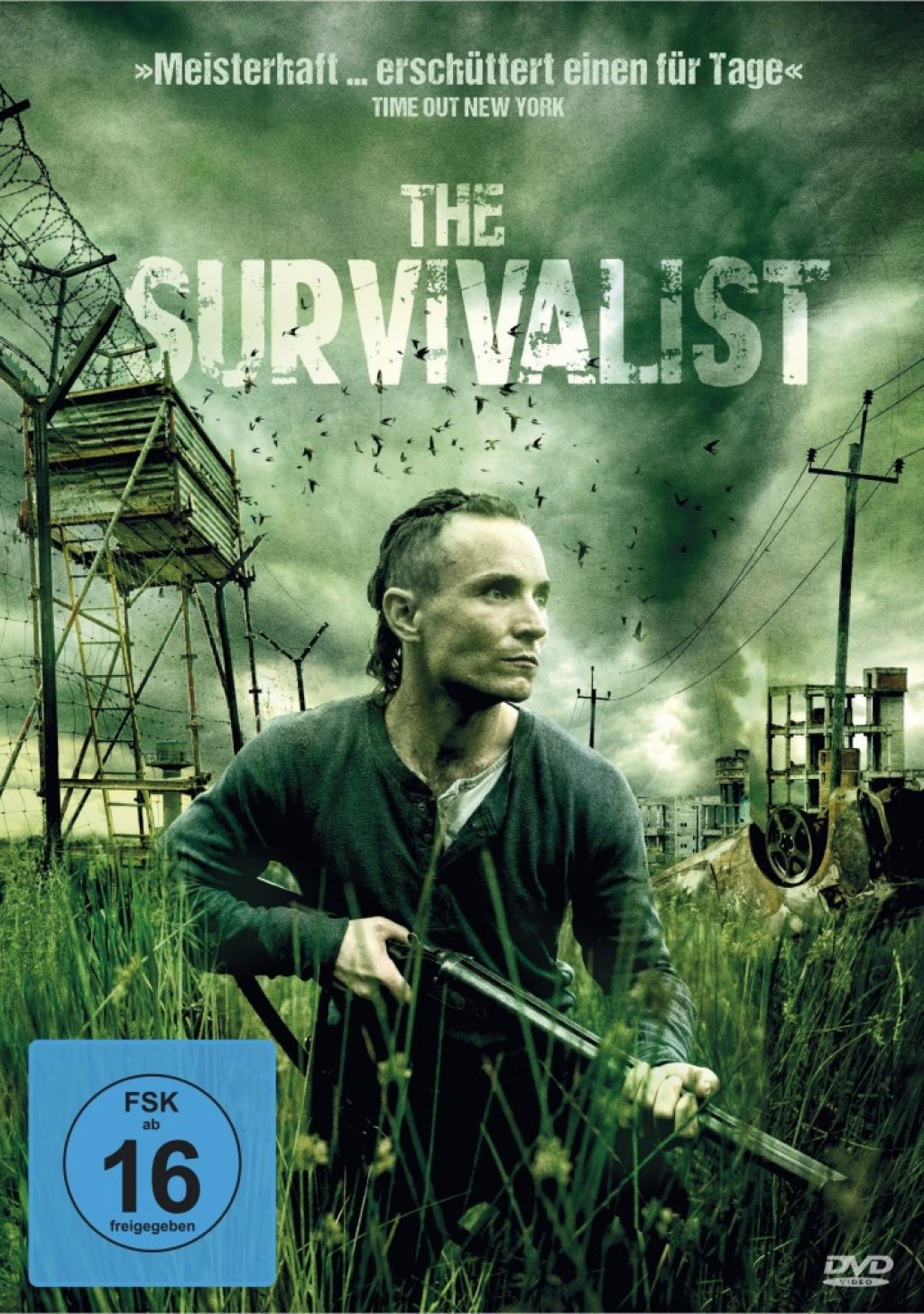 The Survivalist (DVD)