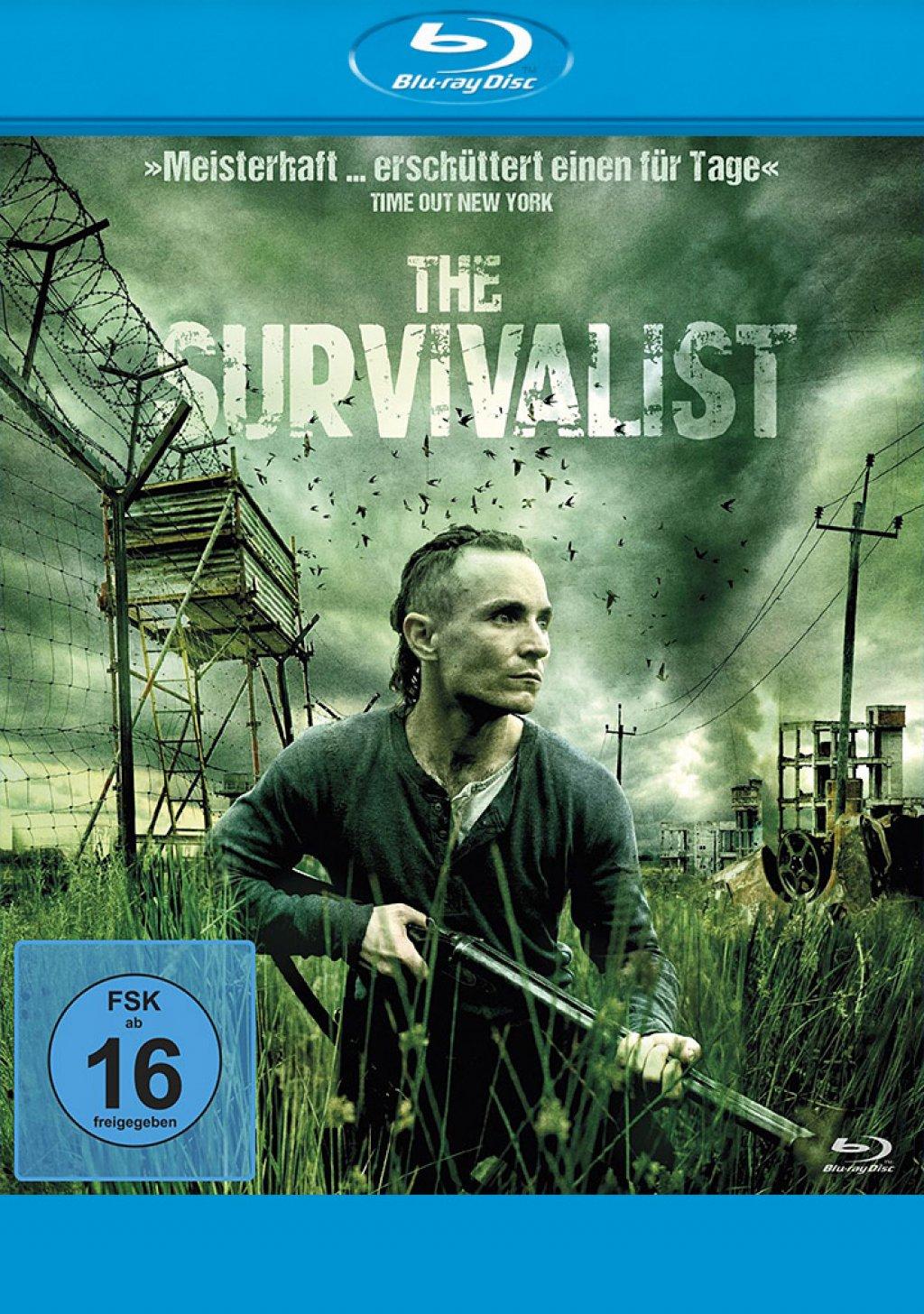 The Survivalist (Blu-ray)