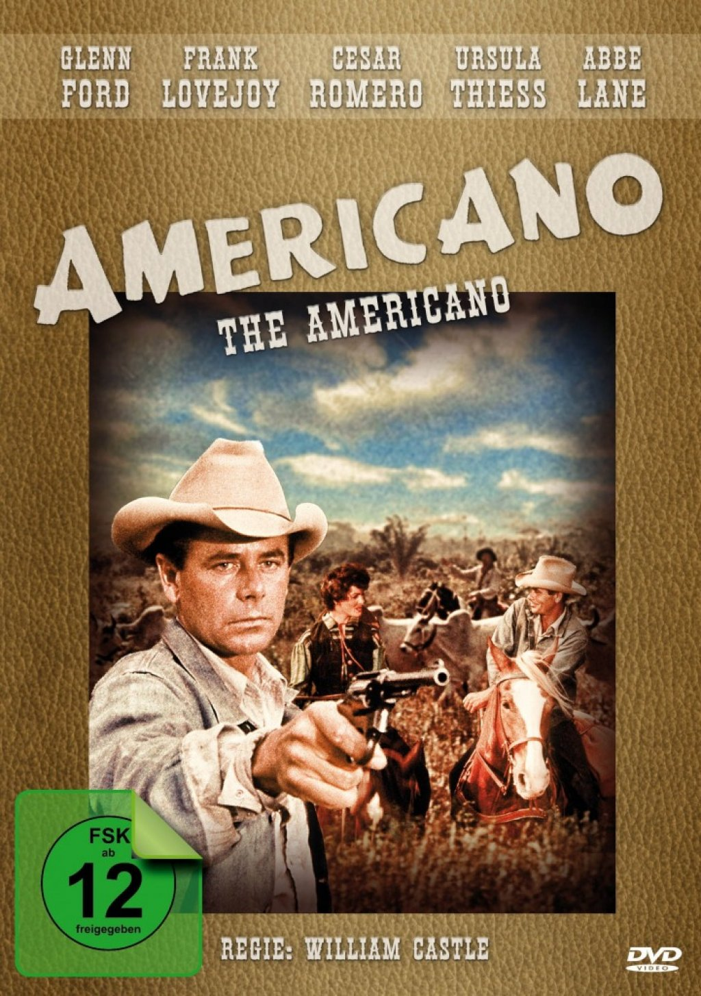 Americano (DVD)