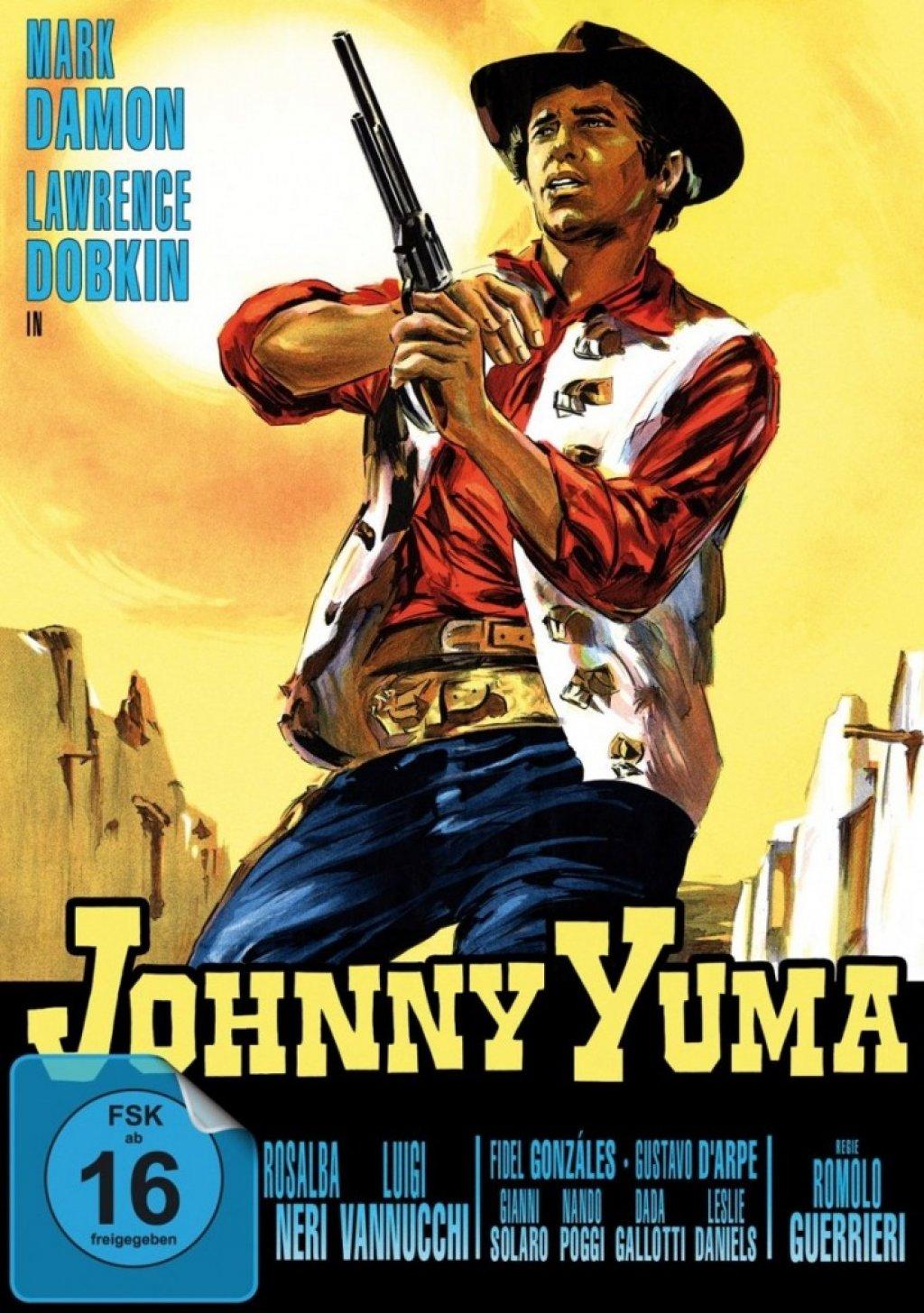 Johnny Yuma (DVD)