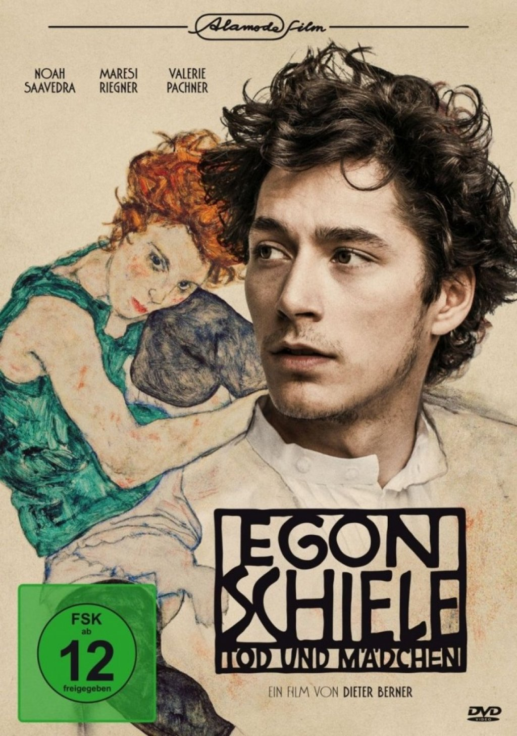Egon Schiele - Tod und Mädchen (DVD)