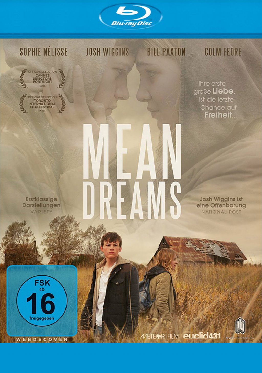 Mean Dreams (Blu-ray)