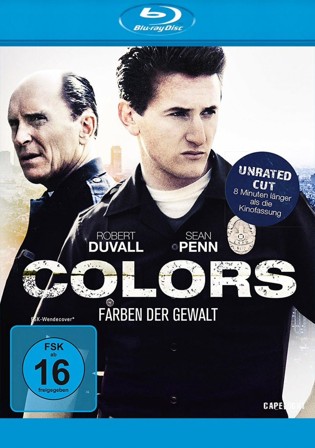 Colors - Farben der Gewalt (Blu-ray)