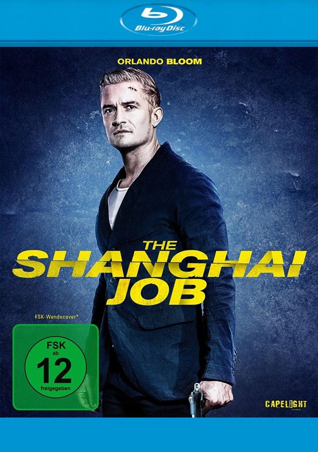 The Shanghai Job (Blu-ray)