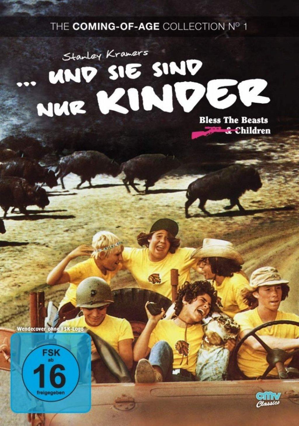 ... und sie sind nur Kinder - The Coming-of-Age Collection No. 1 (DVD)
