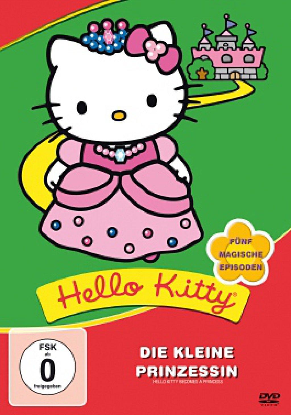 Hello Kitty - Die kleine Prinzessin (DVD)