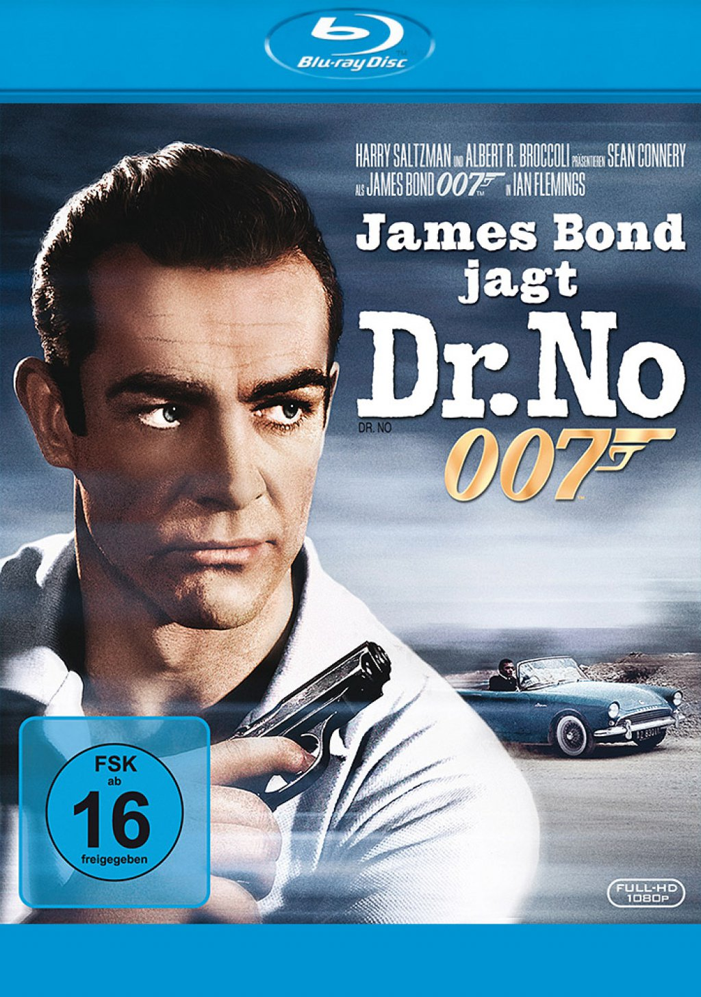 James Bond 007 - James Bond jagt Dr. No - 2. Auflage (Blu-ray)