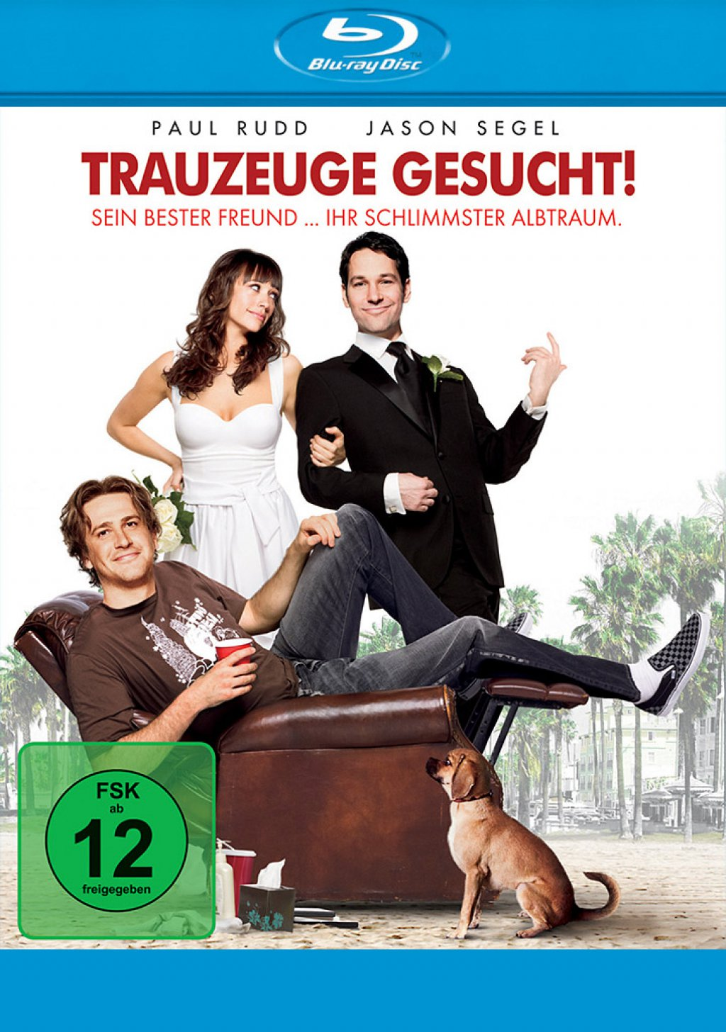 Trauzeuge Gesucht! (Blu-ray)
