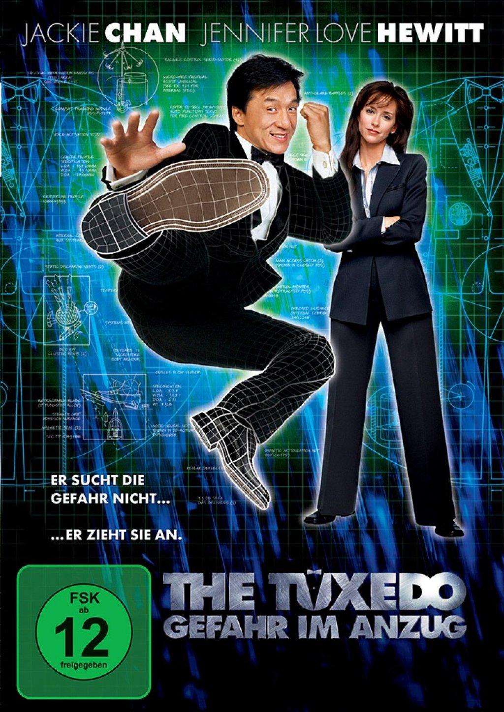 The Tuxedo - Gefahr im Anzug (DVD)