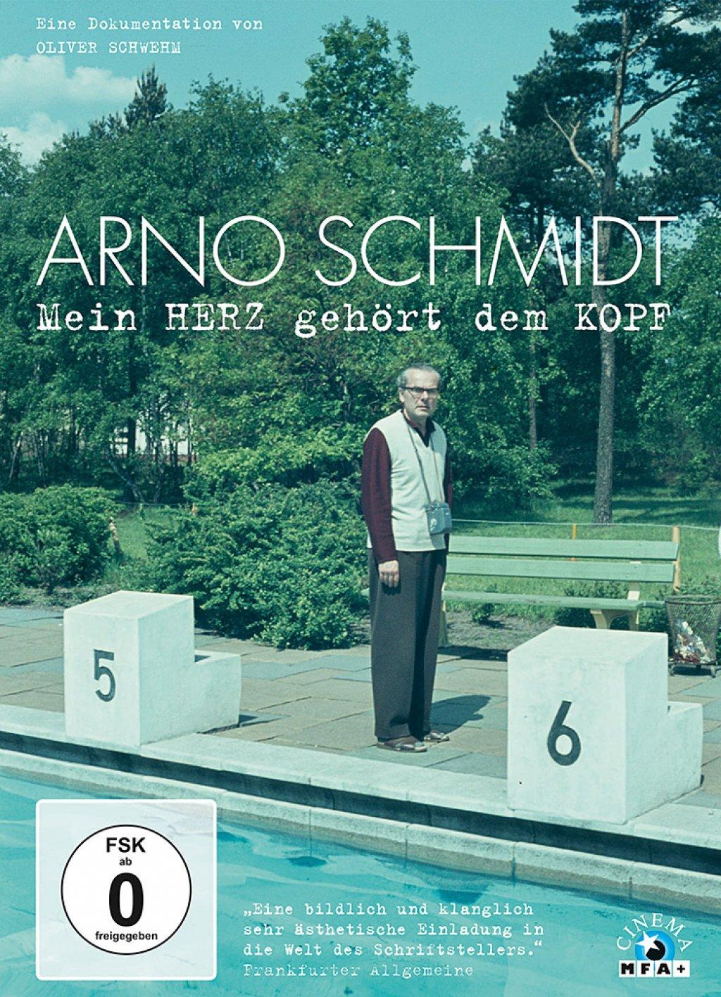 Arno Schmidt - Mein Herz gehört dem Kopf (DVD)