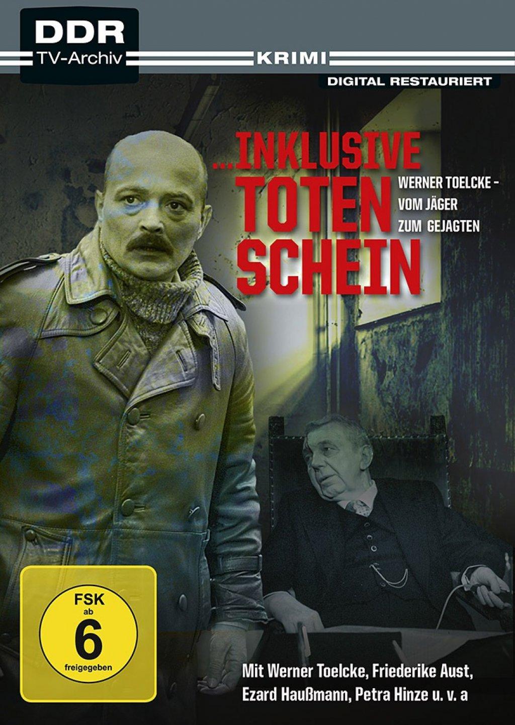 ...inklusive Totenschein - DDR TV-Archiv (DVD)