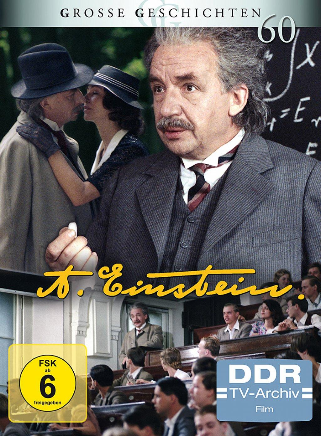 Albert Einstein - Grosse Geschichten 60 (DVD)