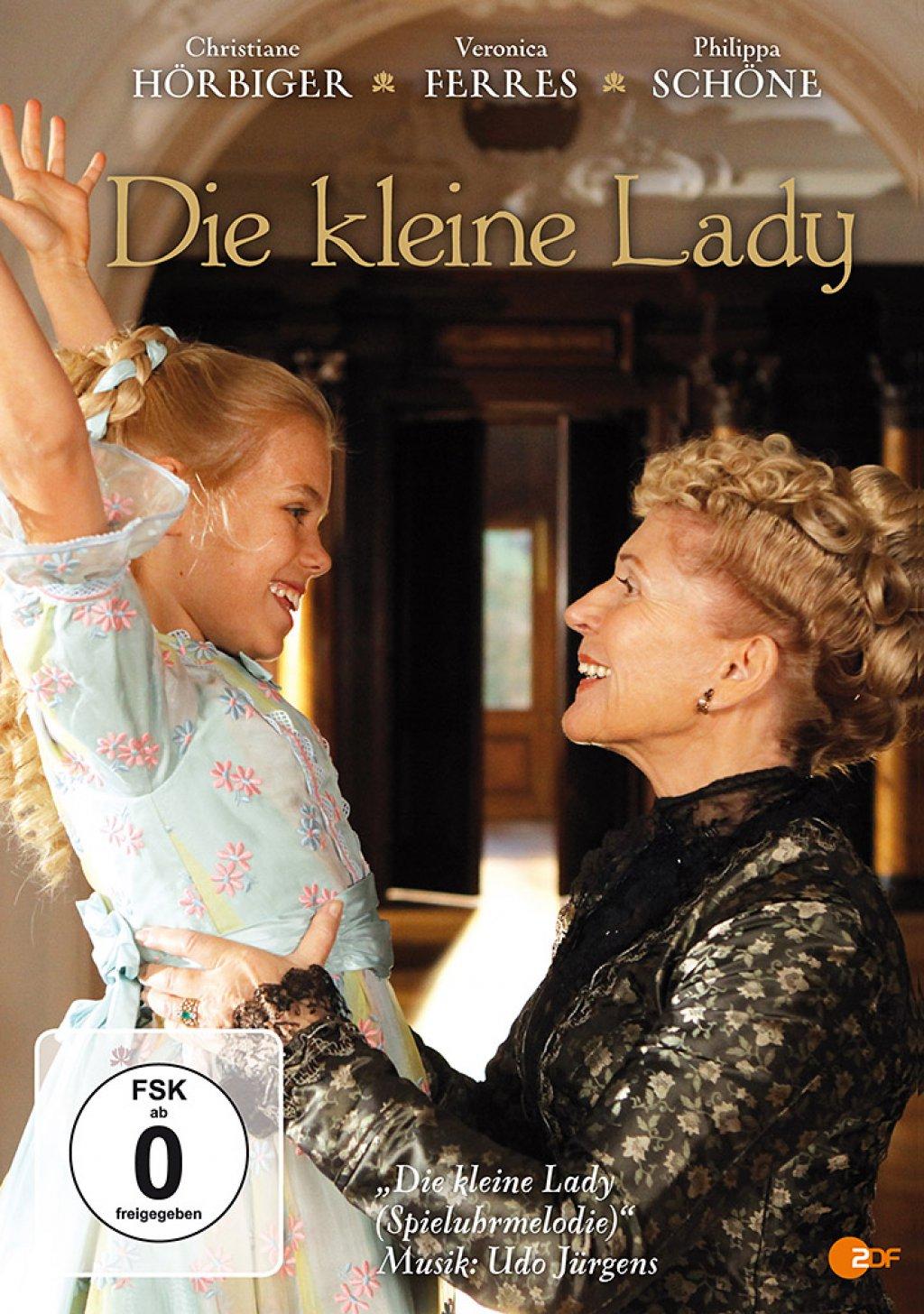 Die kleine Lady (DVD)