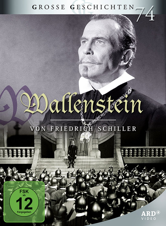 Wallenstein - Grosse Geschichten 74 (DVD)