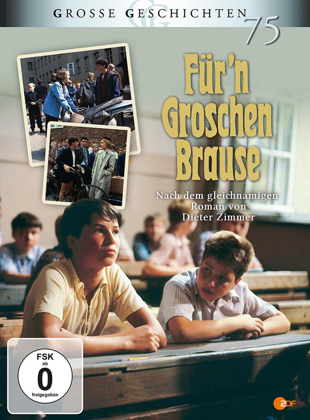 Für 'n Groschen Brause - Grosse Geschichten 75 (DVD)