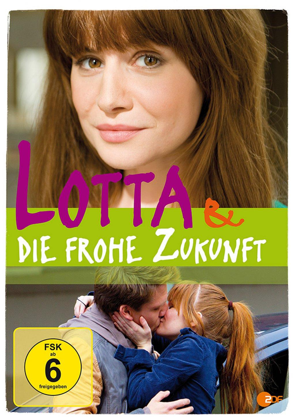 Lotta & die frohe Zukunft (DVD)
